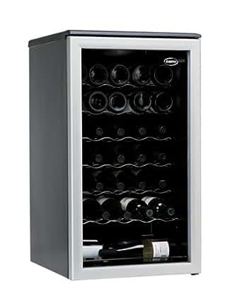 Amazon Com Sanyo Sr 3500 35 Bottle Wine Cooler Black