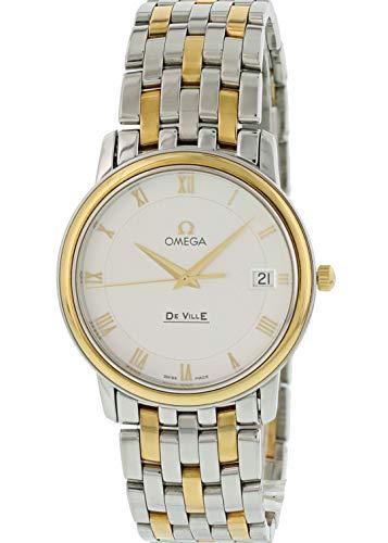 Omega De Ville Quartz Male Watch 4310.32.00 (Certified Pre-Owned)