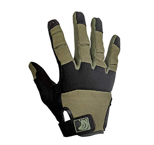 - PIG Full Dexterity Tactical (FDT) Alpha Gloves - Ranger Green - Large