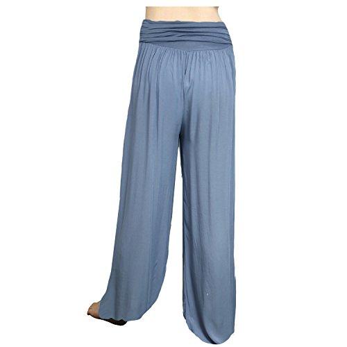 Pantalón Glamexx24 SchwarzGelbPinkRosa mujer Pantalón para para Glamexx24 mujer 8ZU8tnx