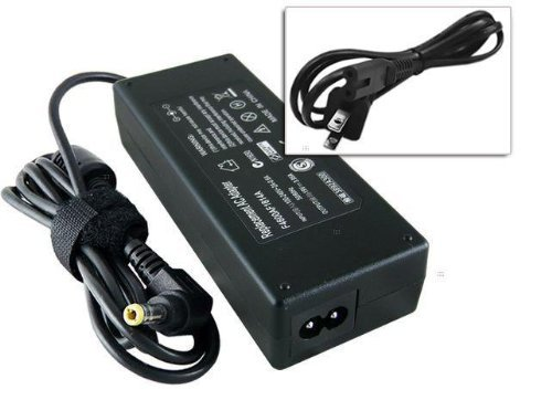 - 75W 19V 3.95A Replacement AC Adapter for Toshiba Satellite A100 by electree