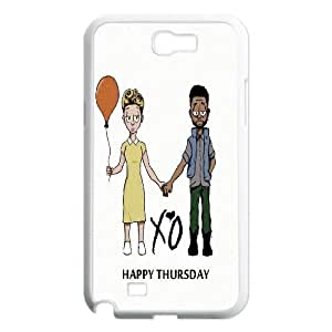 Top Popular the-weeknd XO Posters phone Case Cove For Samsung Galaxy Note 2 Case XXM9168819