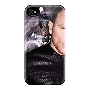 Iphone 4/4s Yme20084Daao Allow Personal Design High Resolution Massive Attack Band Pattern Best Hard Cell-phone Case -JohnPrimeauMaurice