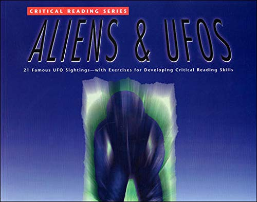 Critical Reading Series: Aliens and UFOs