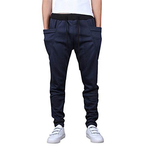 Velour Cargo Pocket Pants - 1