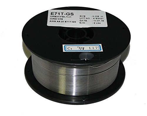 ER71T-GS Flux-Core Gasless Mild Steel MIG Welding Wire 0.035