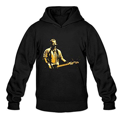Bruce Springsteen Sweet Soul Music Hoodie Man's Black