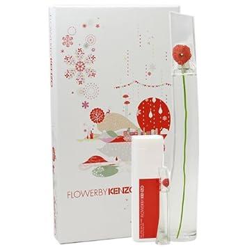 474613e91 Amazon.com : Kenzo Flower By Kenzo For Women Gift Set : Fragrance Sets :  Beauty
