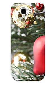 Anti-scratch And Shatterproof New Year Phone Case For Galaxy Note 2/ High Quality Tpu Case