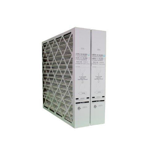 Bryant/Carrier FILXXCAR0024 Media Filter Cartridge; 2Pk