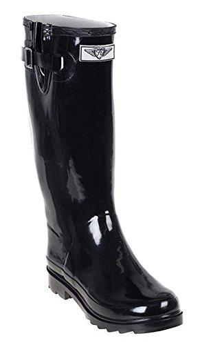 animal print rain boots for women - 2