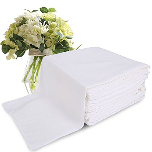Yoolove Cloth Diapers High Absorbency Soft Cotton Prefold Ga