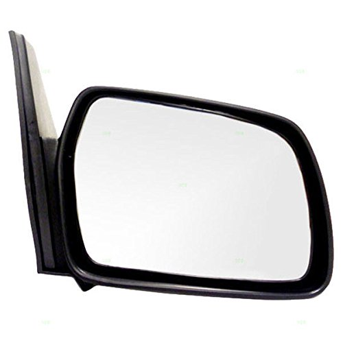 Koolzap For 89-98 Chevy Tracker 2-Door Manual Black Rear View Mirror Right Passenger Side RH
