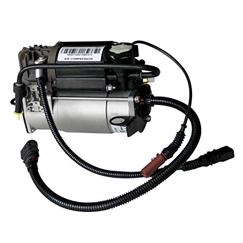 Salem Auto Parts For 2004 2005 2006 2007 2008 2009 2010 Audi A8 Air Suspension Compressor Air Ride Pump 4E0616007B