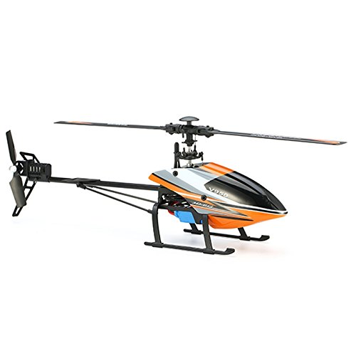 Quickbuying WLtoys V950 2.4G 6CH 3D6G System Brushless Flybarless RC Helicopter RTF
