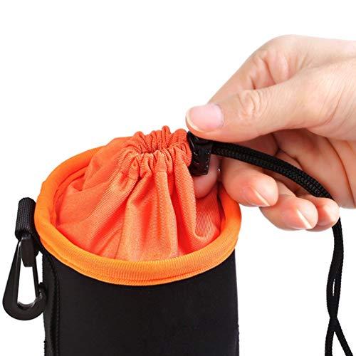 de épaissir lentille sac Sac la Néoprène la DSLR de cordon de lentille sac de caméra caméra Étanche de verrouillage protection sac poche souple qwSzCxSZ