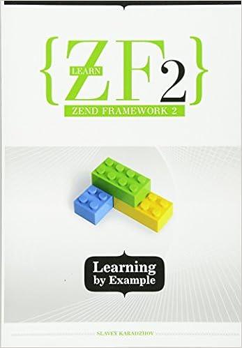Pdf slavey learn example karadzhov learning zf2 by