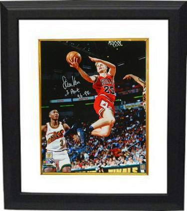 baf69c232ee5 Image Unavailable. Image not available for. Color  Steve Kerr Signed ...