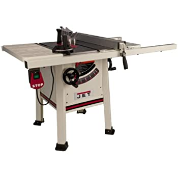 Jet proshop tablesaw with wings and riving knife 708494k jps 10ts jet 708492k jps 10ts 10 inch proshop tablesaw with 30 inch fence steel wing and with riving knife greentooth Images