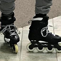Amazon Com Fila Skates Nrk Pro Skates Unisex Adult Unisex Adult 18 Black 11 Sports Outdoors
