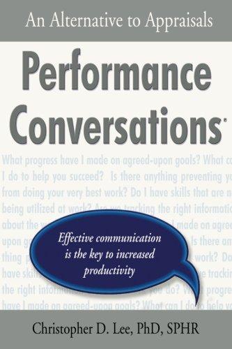 Performance Conversations: An Alternative to Appraisals