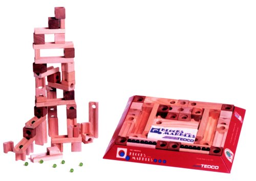 Blocks & Marbles Super Set by TEDCO