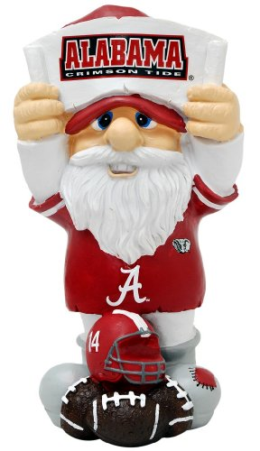 NCAA Alabama Thematic Gnome - 2nd Version