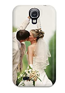 High Quality Full Love Kisss Case For Galaxy S4 / Perfect Case