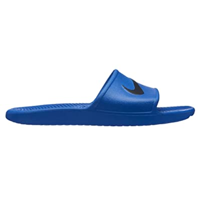 585770e1d14f Nike Kawa Shower, Chaussures de Plage & Piscine Homme, Bleu (Game Royal/