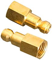 "Apache 51040882 1/4"" x 1/4"" Female Pipe Thread Automotive Plugs"