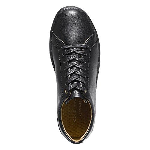 Cole Haan Kvinna Grand Crosscourt Sneaker Svart Läder Svart