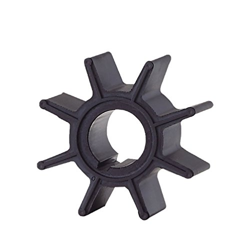 Full Power Plus Impeller Replacement For Nissan Tohatsu 9.9 hp 15hp 18hp 20hp Outboard Motor Parts Water Pump Impeller Replacement 18-8921 334-65021-0
