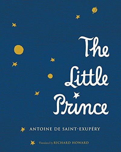The Little Prince by Antoine de Saint-Exup??ry (2015-10-06)