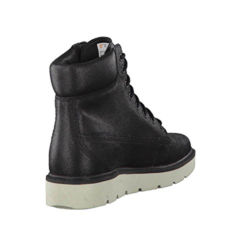 6 Inch Black Chaussure Kenniston Lace Timberland A1iry Char Charred U Fqw7E1