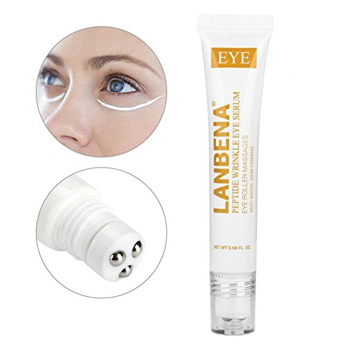 Dark Circle Eye Cream, Collagen Anti Wrinkle Remove Dark Circle Repair whiten Skin Eye Cream Moisturizing Cream Roller