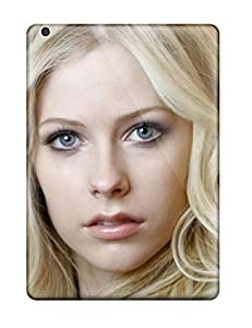 High Quality NicleKLpe Celebrity Avril Lavigne Skin Case Cover Specially Designed For Ipad - Air