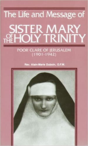 Image result for Sister Mary of the Holy Trinity