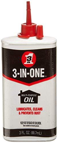 3-IN-ONE Multi-Purpose Oil, 3 oz.