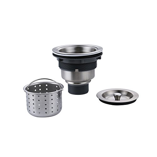 3 1/2 Kitchen Sink Strainer - 2