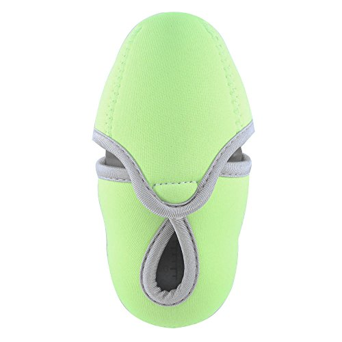 Insulated Feeding Bottle Sleeve Compatible with Comotomo Baby Bottles, Green, 5 Ounce
