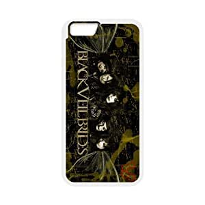 Custom High Quality WUCHAOGUI Phone case BVB - Black Veil Brides Music Band Protective Case For Apple iphone 5 5s,