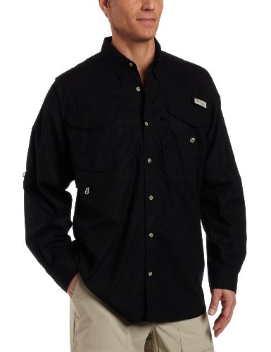 Columbia Men's Bonehead Long Sleeve Fishing Shirt