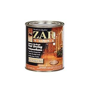 Zar 33912 Oil Based Polyurethane Wood Finish Qt Varnish