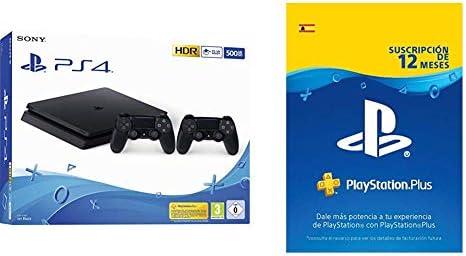 PlayStation 4 (PS4) +FIFA20/FUTVCH/PS y 14 días VCH/PS4 1TBF/SPA, Slim 1TB: Sony: Amazon.es: Videojuegos