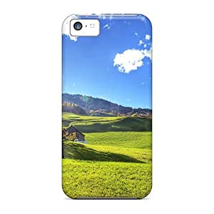 Anti-scratch Case Cover WonderwallOasis Protective Warm Autumn Case For Iphone 5c