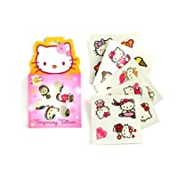 Boston America Hello Kitty tatuajes temporales