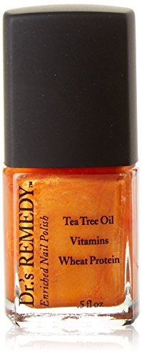 Dr.s Remedy Enriched Nail Polish  - TRANQUIL Tangerine