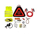 72HRS Auto Roadside Emergency Kit, Roadside Emergency Kit, Car Safety Kit, Roadside Assistance