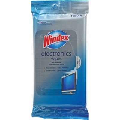Electronics Wipes, 12 Pack, 25 Wipes/Pack