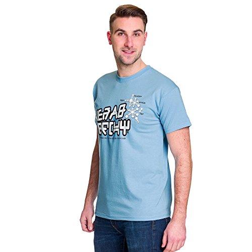 Galassia Cotone Elbenwald T Quill Style Uomo Peter Guardiani Blu Della shirt Di 1AOnxqZv